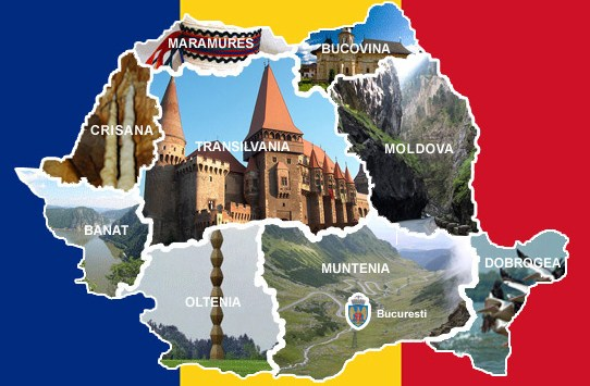 13 Days for a Long Tour in Romania
