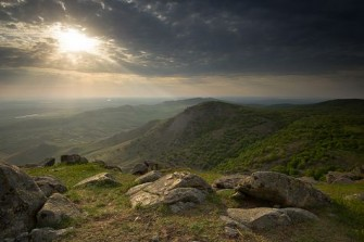 Macin Mountains National Park – the oldest mountains in Romania