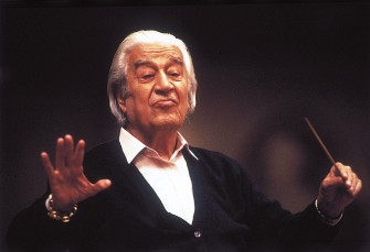 Sergiu Celibidache - Romanian Conductor Internationally Known