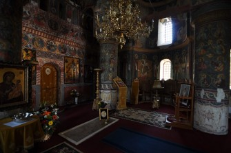 Snagov Monastery, the Burial Place of Vlad the Impaler