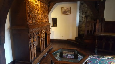 Bran Castle - between history and legend