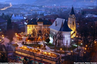 Piatra Neamt-  from ancient Petrodava to actual city