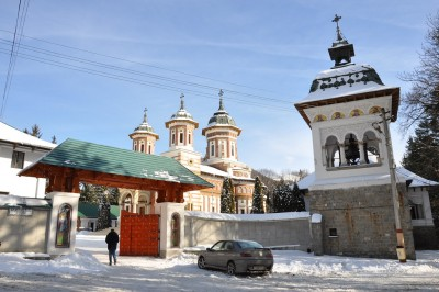Sinaia Monastery- The Cathedral of the Carpathians