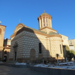 Saint Anthony Church, the oldest religious building maintained in its original aspect in Bucharest