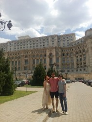 Bucharest Half Day Tour by car