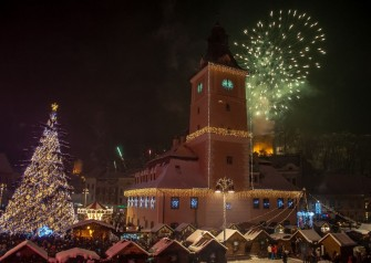 New Year 2019-2020 in Romania