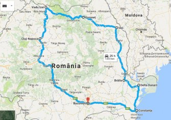 13 days for a Great Tour of Romania